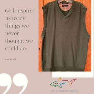 Greg Norman Golf Sweater Vest